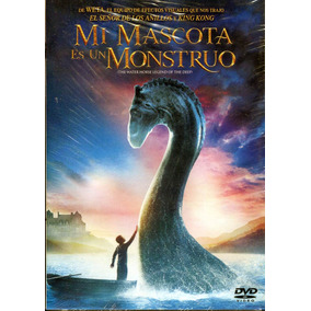 Dvd Mi Mascota Es Un Monstruo ( The Water Horse ) 2007 - Jay