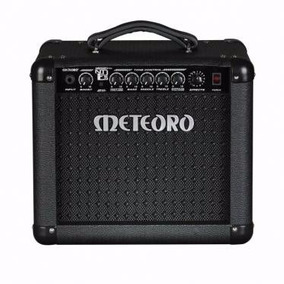 Amplificador Meteoro Nde15 Guitarra