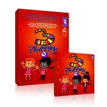 Box Dvd + Cd 3 Palavrinhas - Vol 2 (original)