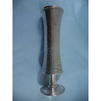Vaso Antigo Em Prata De Lei 833