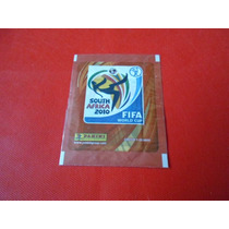 Envelope - Figurinhas - Copa Do Mundo 2010 - Novo