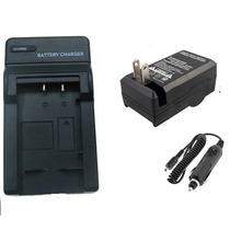 Carregador P/ Câmera Digital Olympus T-110 T100 Li80b Li-80b