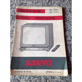 Manual De Serviços Técnicos Televisor Sanyo Chassis B8