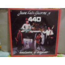Juan Luis Guerra 440 Mudanza Y Acarreo Disco Vinilo Lp