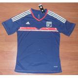 Camisa adidas Lyon (frança) 2013/2014 3º Uniforme Tamanho M