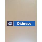 Adesivo Concessionaria Autorizada Vw Disbrave Brasilia Df