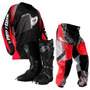 Kit Roupa + Bota Pro Tork Insane Trilha Motocross + Brinde
