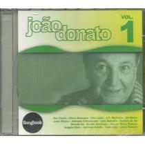 Cd João Donato Vol 1 - Songbook