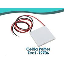 Celda Placa Peltier Tec1-12706
