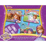 Disney Princesita Sofia Llavero Musical Con 3 Libros - Dial