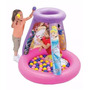 Pelotero Inflable Infantil Disney Mickey Princesas