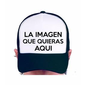 Gorras Personalizada La Imagen Que Quieras!!! Diseño Opciona