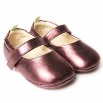 Sapato Boneca Dolly Marsala Tip Toey Joey Bebê