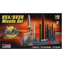 Revell - Usa/ussr Missile Set 1:144 - 85-7860 Monogram