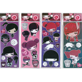 20 Planchas De Stickers 47street Betty Boop Polly Pocket