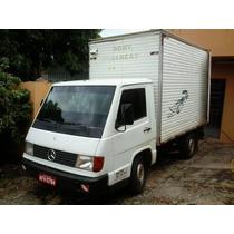 Caminhão Mb 180d Baú 3m Whatsapp (43) 99615-7750