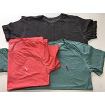 Camisetas Em Lote Fechado - 12 Peças