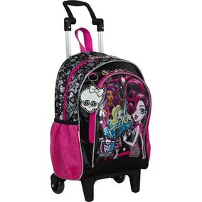 Mochilete Media Monster High Filme 15y01 Sestini