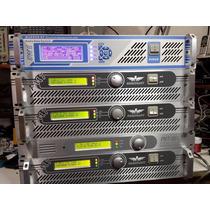 Transmisor Radio Fm Broadcast Profesional 50 Watts