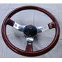 Volante Deportivo Para Chevrolet Completo Laqueado