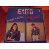 Lp Compartiendo El Exito Daniela Romo, Mijares, Envio Gratis