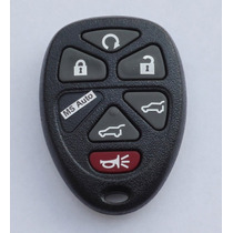 Control Alarma Gmc Yukon 2007 2008 2009 2010 2011 2012 2013