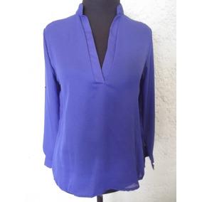 Camisa - Blusa De Gasa Transparente