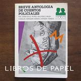 Breve Antología De Cuentos Policiales - Poe, Doyle, Borges..