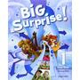 Big Surprise 1: Class Book And Multi-rom Pack; Vanessa Reil