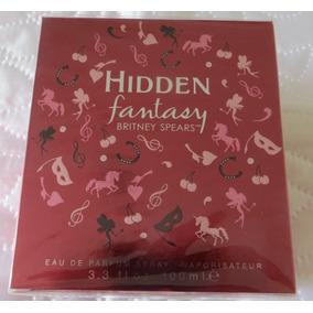 Perfume Hidden Fantasy- Britney Spears - 100ml - Lacrado