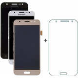 Display Frontal Tela Touch Samsung Galaxy J5 J500 + Pelicula