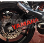 Adesivo Refletivo Balança Moto Yamaha Xj6 M01 R1 R6 Fazer Mt