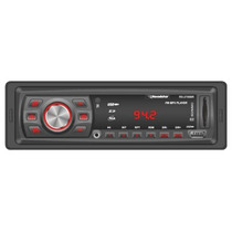 Auto Radio Roadstar Mp3 Player Aux Sd Card Usb Rs2708br