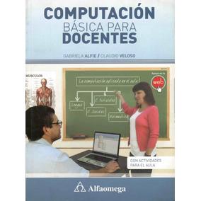 Libro Computación Básica Para Docentes