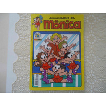 Almanaque Do Mônica #08 Ano 2008 Editora Panini