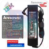 Cargador Original Nuev Lenovo 20v 4.5a P Cafe G550 Z580 G580
