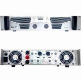Skp Maxg-1220x Amplificador De Potencia Con Crossover