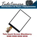 Tela Frontal + Touch Screen - Blackberry 9300 9500 9520 9530