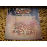 Rick Wakeman / Viaje Al Centro De La Tierra - Lp De Vinilo