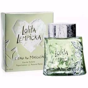 Lolita Lempicka L`eau Au Masculin Masculino 100ml