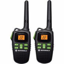Radios Motorola Talk About De 2 Vías- 20 Millas De Alcance