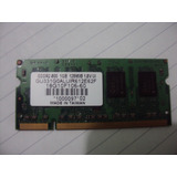 Memoria Ddr2 1gb 800hmz Netbook