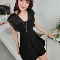 Vestido De Fiesta Moda Asiática Coreana Elegante 2182