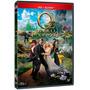 Dvd + Blu-ray Oz - Mágico E Poderoso