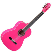 Violao Clássico Memphis By Tagima Ac 39 Cordas De Nylon Pink