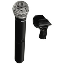 Pg58 = Transmisor Shure Blx2 / -h9 De Mano Con Micrófono Pg