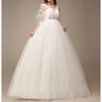 Vestido De Noiva Para Grávidas Queima De Estoque