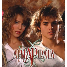 Alma Pirata Cd Benjamin Rojas Luisana Lopilato Ex Erreway