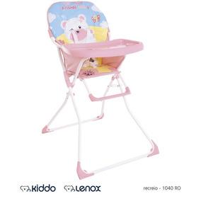 Cadeira Para Refeição Recreio Kiddo Cadeirão Bebe