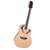Guitarra Tipo Ovation Master Parquer Goc200eq4